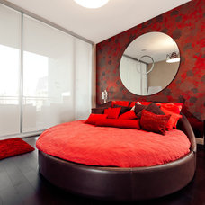 Contemporary Bedroom by Cantoni