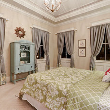 Traditional Bedroom by Stonecroft Homes