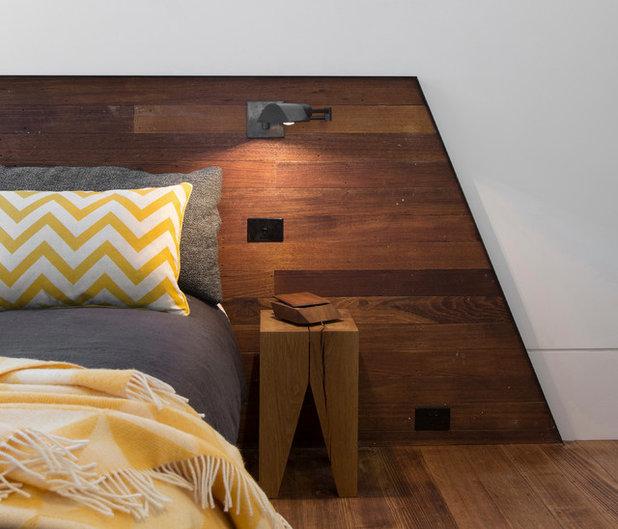 Contemporáneo Dormitorio by Breathe Architecture