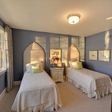 Traditional Bedroom by Spacecrafting / Architectural Photography