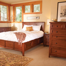 Traditional Bedroom by Als Woodcraft