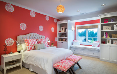 Dreaming in Color: 8 Ravishing Red Bedrooms