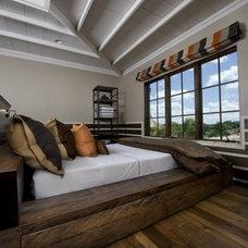 Contemporary Bedroom by Victoria Martoccia Custom Construction, Inc