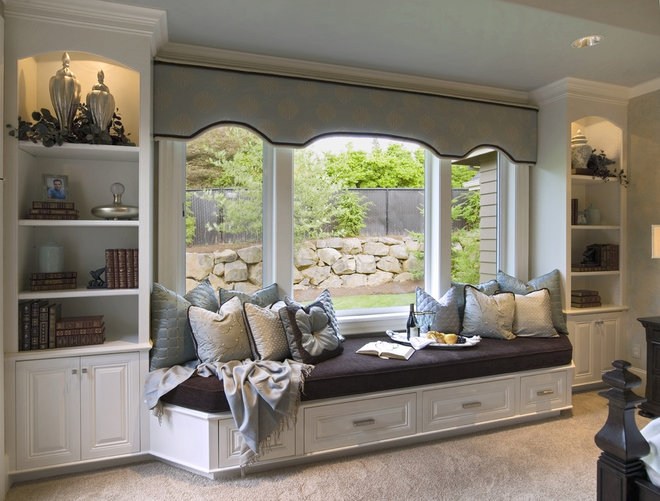 Traditional Bedroom by Rockwood Cabinetry