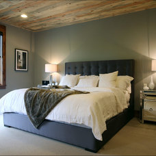 Contemporary Bedroom by Imagine Home Staging and Design