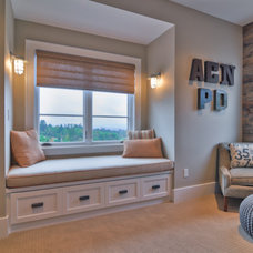 Traditional Bedroom by JPID Construction & Design LLC