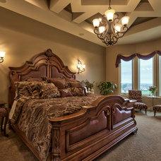Mediterranean Bedroom by Inspired Interiors
