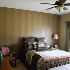 Traditional Bedroom by Ideal Painting & Home Improvements