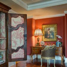 Traditional Bedroom by Simonsen-Hickok Interiors
