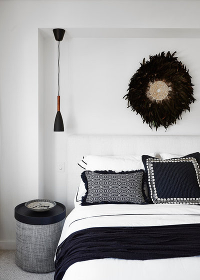 Contemporary Bedroom by Marlowe Hues - Colour & Design