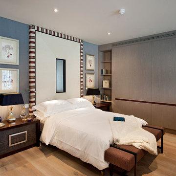 Studio Apartment at The Verge, Derring Street, W1
