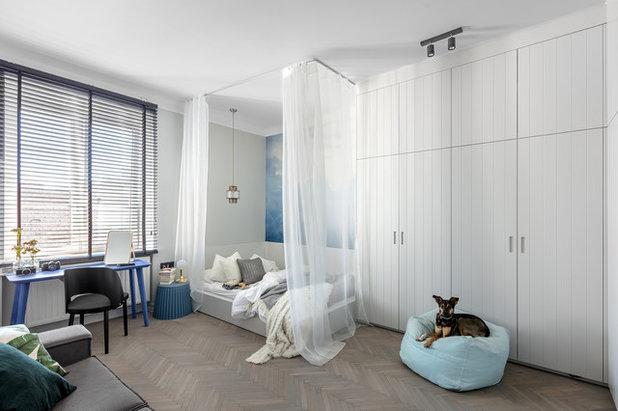 Contemporáneo Dormitorio by Finchstudio
