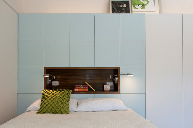 Contemporary Bedroom by Rettke Builders