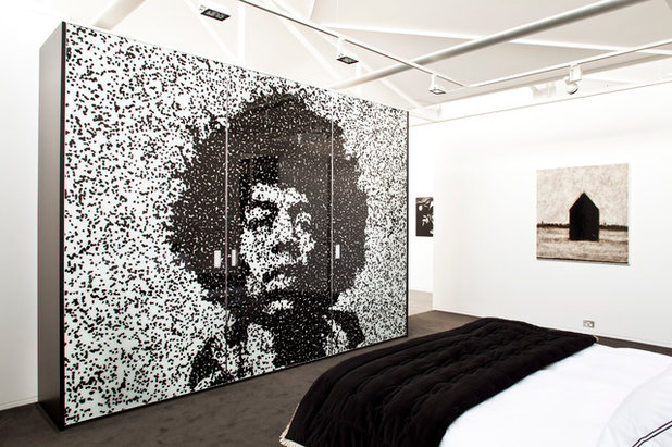 Modern Bedroom by StudioBecker
