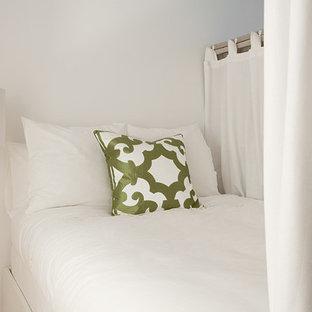 Eclectic bedroom photo in New York