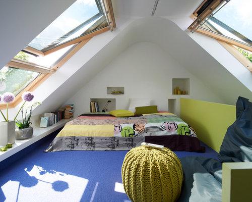 Teppichboden schlafzimmer  Moderne Schlafzimmer mit Teppichboden - Ideen, Design & Bilder