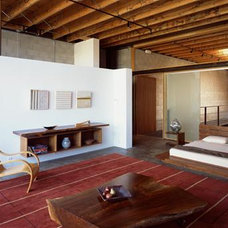 Industrial Bedroom by Sagan / Piechota Architecture
