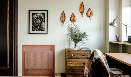Фотоохота: 22 идеи, как сделать экраны для радиаторов