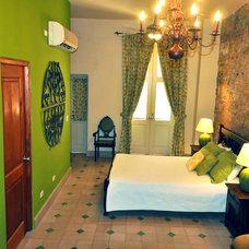 Contemporary Bedroom by TLC_Designs