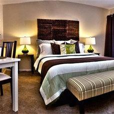 Contemporary Bedroom by Blythe Interiors