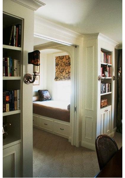 Traditional Bedroom by Matthew MacCaul Turner