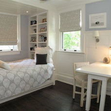 Craftsman Bedroom by Lilly Home + Design