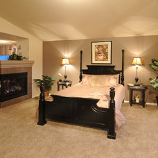 Traditional Bedroom by Campbell Homes