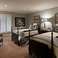 Traditional Bedroom by Denise Morrison Interiors