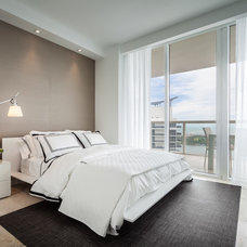 Contemporary Bedroom by StyleHaus Design