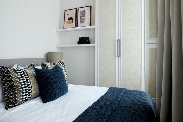 Traditional Bedroom by Jemimah Barnett