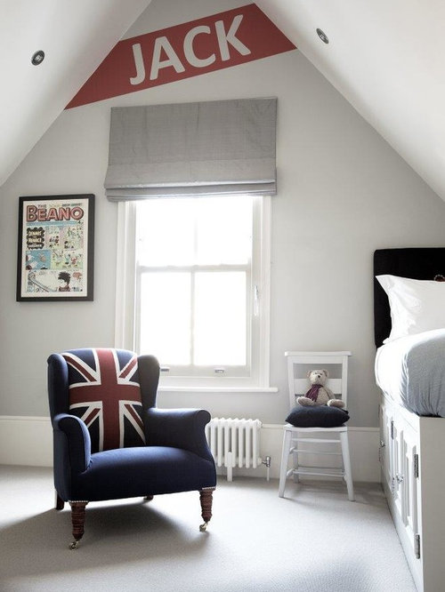 Inspiration For A Timeless Bedroom Remodel In London