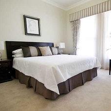 Traditional Bedroom by SUE ELLEMOR INTERIORS