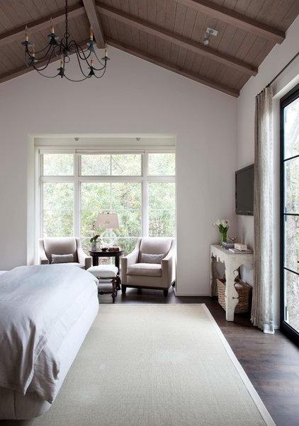 Mediterranean Bedroom by Ryan Street & Associates