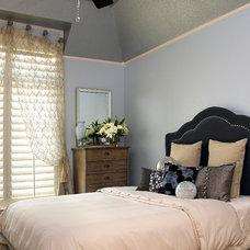 Transitional Bedroom by Siddons Design Team, Decorating Den Interiors