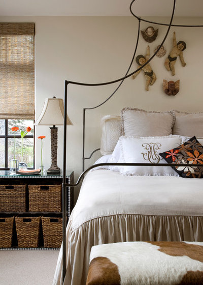Contemporary Bedroom by Studio 80 Interior Design