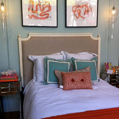 bedroom by Kendall Wilkinson Design