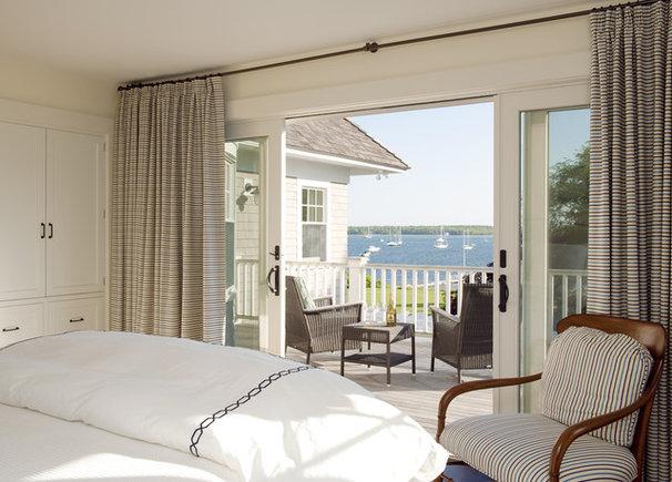 Beach Style Bedroom by Su Casa Designs