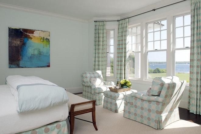 Contemporary Bedroom by Su Casa Designs