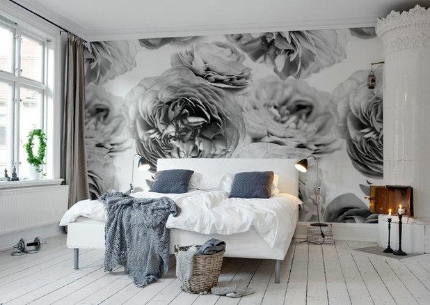 北欧 寝室 by Rebel Walls