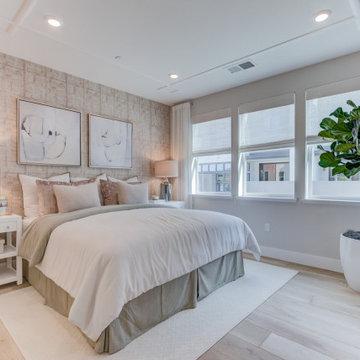 SummerHill Homes Bedrooms: Nuevo ETERRACES Lot 159 Plan 1