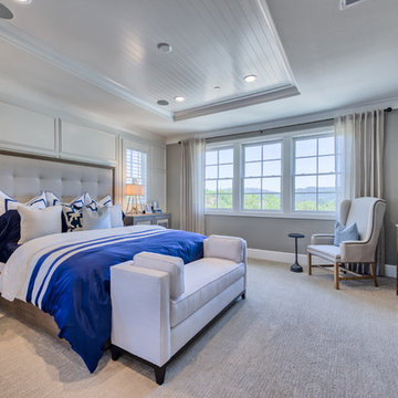SummerHill Homes: Harvest Court Residence 2 Master Bedroom