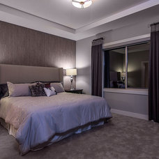 Contemporary Bedroom by Dilworth Homes