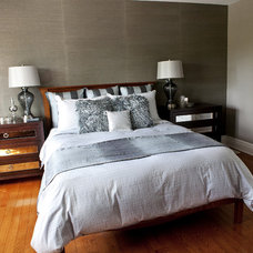 Modern Bedroom by Pure Bliss Creative Design