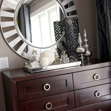 Eclectic Bedroom by Pure Bliss Creative Design