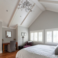 Traditional Bedroom by Synthesis Design Inc.
