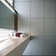Modern Bedroom by Livingston Interiors