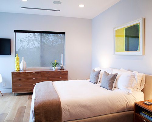 Modern guest room home design ideas pictures remodel and for Contemporary guest bedroom ideas