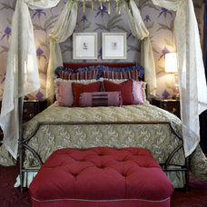 Traditional Bedroom by Scott A. Yerkey Design