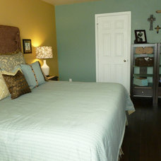 Traditional Bedroom by Exciting Windows! by Stacey Hudson