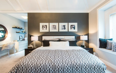 most popular dreaming in color 8 beautiful black bedrooms - Bedroom Ceiling Color Ideas
